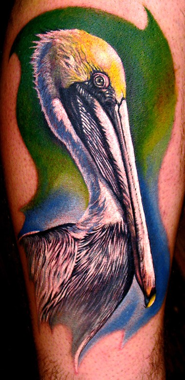 we've chosen the top ten wildlife tattoos of 2010 and here they are! #10