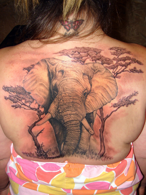 Tattoo by Andrew Sussman.